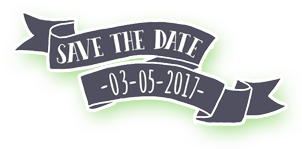 Save the date! 03-05-2017