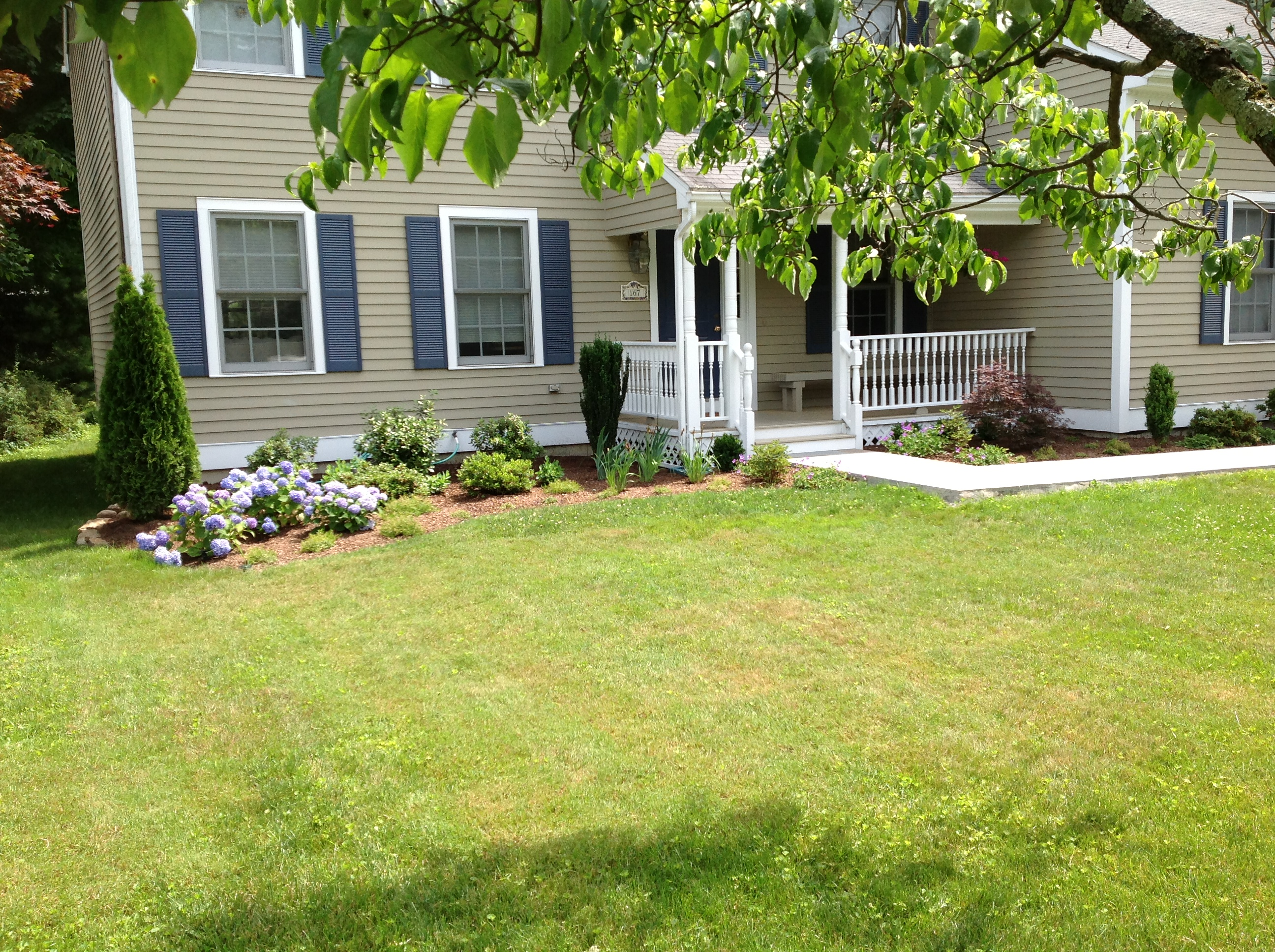 New England Landscaping | 35 years of service excellence in the ...